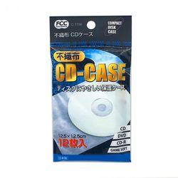 不織布CDケース ケース ディスクケース