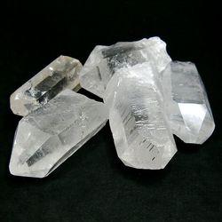 水晶 ポイント ブラジル産(1個)