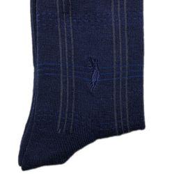 WESTERN POLO TEXAS 紳士ビジネスソックス(チェック)靴下 メンズ 男性 衣類 洋服