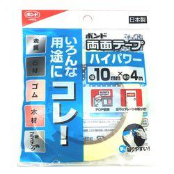 ボンド両面テープハイパワー10mm×4m