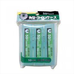 角型コインケース 50円硬貨用