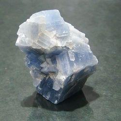 ブルーカルサイト原石(1個) 方解石