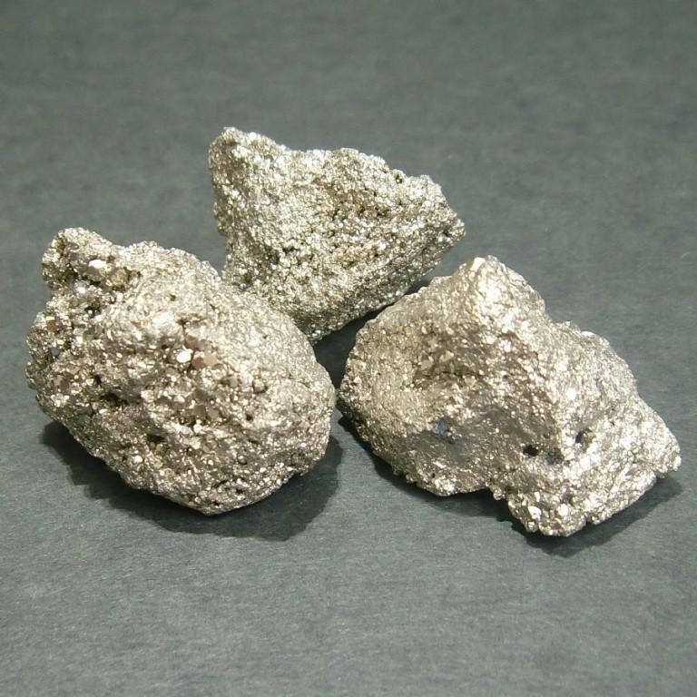 パイライト 原石 邪気払いの石 1個 黄鉄鉱