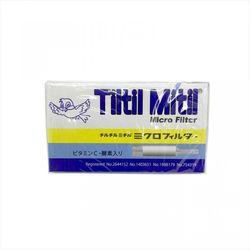 ヤニ取り ミクロフィルターパイプ10本入・ビタミンC・酵素入