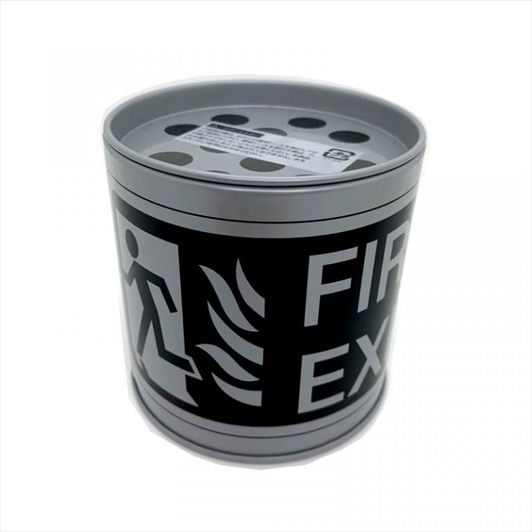 筒型灰皿4