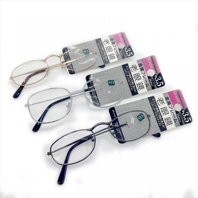 スタンダード老眼鏡(+3.5)