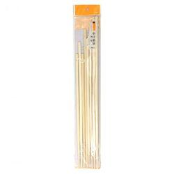 糸付菜箸丸型4膳 27.30.33.36cm