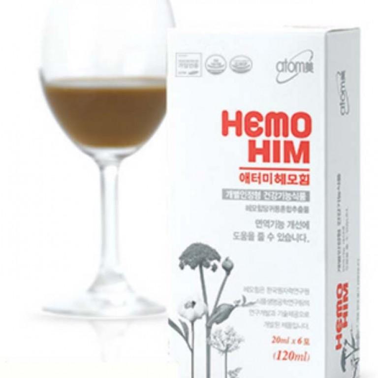 アトミのヘモヒム(健康機能食品)   1箱 20ml×60袋