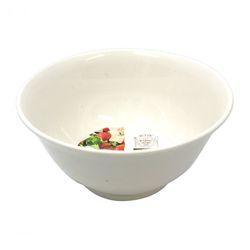 レンジ丸鉢 白