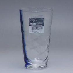 藍流ティーグラス190ml【48個セット(6個入×8)】