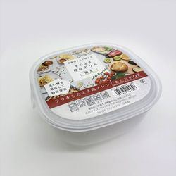 そのまま食卓ボウル角大(ホワイト)
