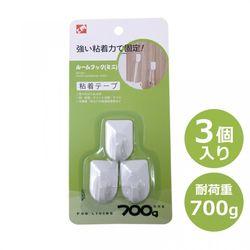 粘着テープフック(ミニ・3個入)