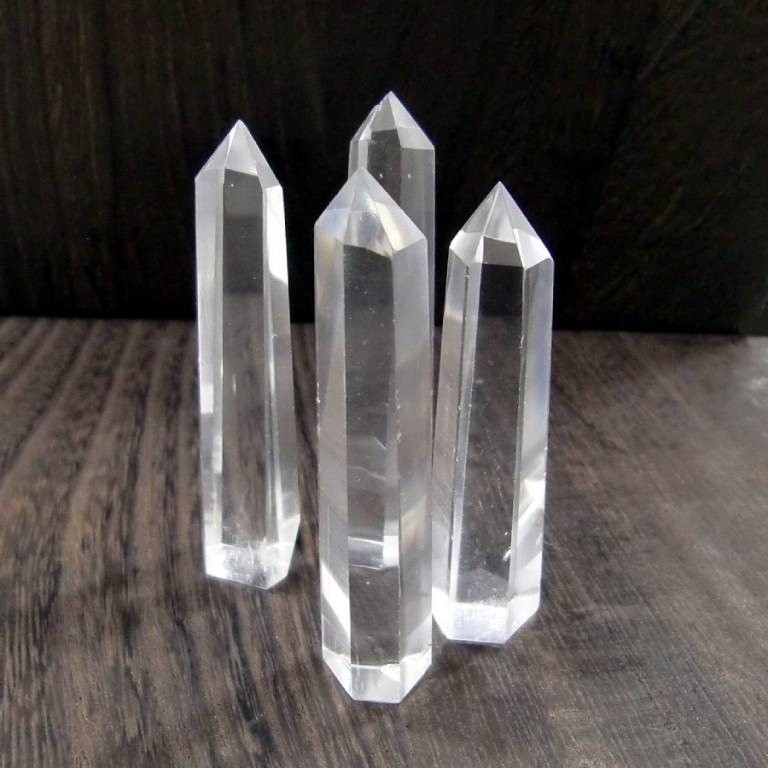 水晶ポイント (1個) Gem Stone crystal