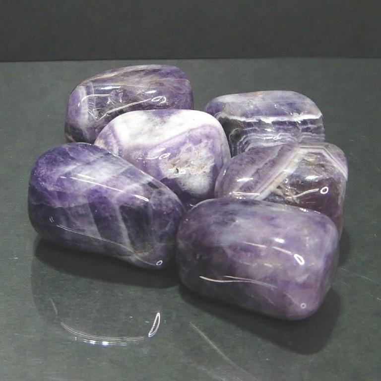 アメジスト タンブル 紫水晶 1個