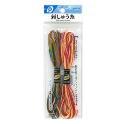 刺しゅう糸(アソート)2P ステッチ 刺繍 ハンドメイド