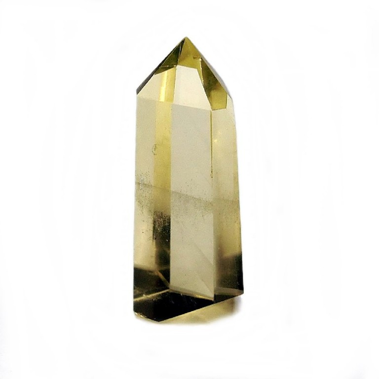 シトリン ポイント(20g)1点物  六角柱 黄水晶 天然石 浄化 財運UP